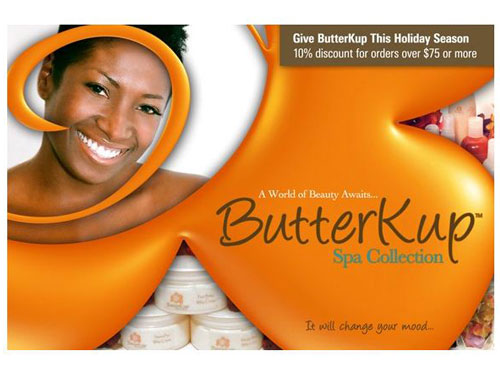 Buttercup Spa Collection