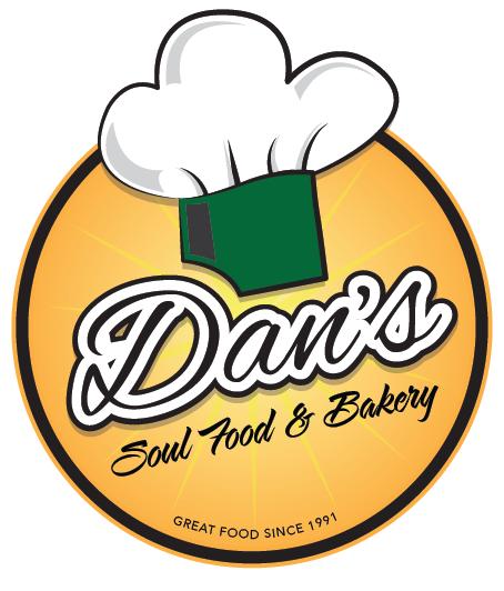Dan's Soul Food Logo & Branding
